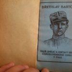 BEDNAŘÍK, František. Břetislav Bartoš, malíř umělec a obětavý šiřitel československého odboje v Italii.