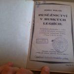 POLÁK, Josef. Peněžnictví v ruských legiích
