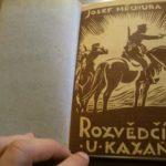 MĚCHURA, Josef. Rozvědčíci u Kazaně.