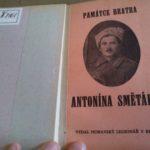 KUNŠTÁTSKÝ, Cyril. Památce bratra Antonína Smětáka.