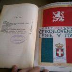 LOGAJ, Josef. Československé legie v Italii (1915-1918).